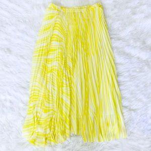 Womens Soft Surrounding maxi skirt size Large